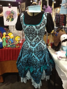 Things like this dress, which I told Rachel and Michelle they need to make more of so that I can have one. :P